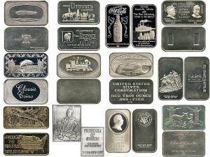 Silver Art Bars 2
